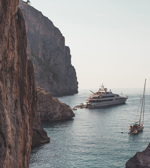 fancy a super yacht for christmas